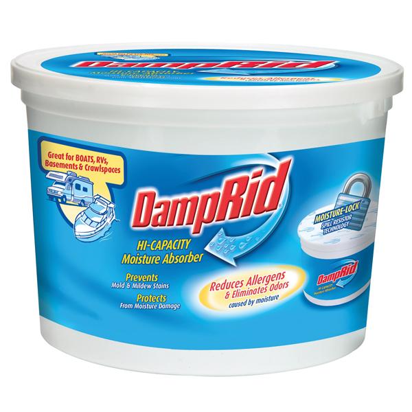 Damprid Hi-Capacity Moisture Absorber