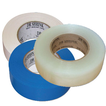 Dr. Shrink Preservation Tape, 2 x 108', Blue