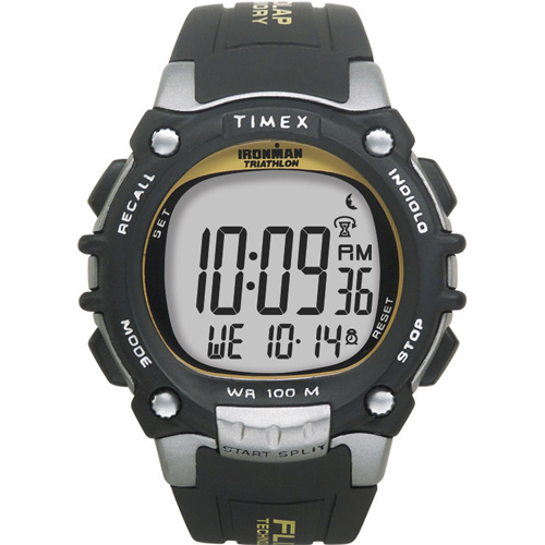 Timex Men's Ironman 100-Lap Watch with FLIX