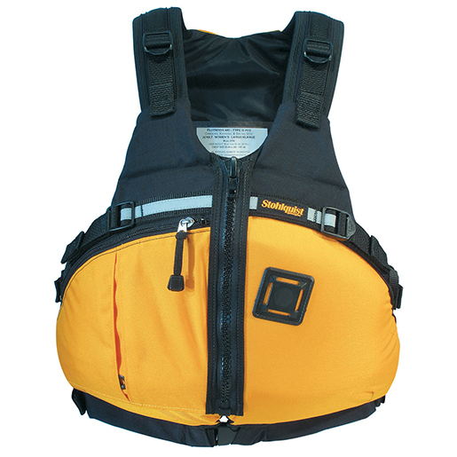 Youth's Drifter Life Jacket, Mango