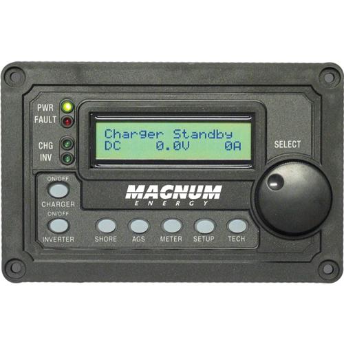 Magnum Energy ME-RC Remote Control Sale $184.99 SKU: 8632911 ID# ME-RC50 UPC# 892608001165 :