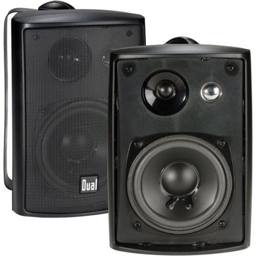 DUAL 3 Way 4 Speakers