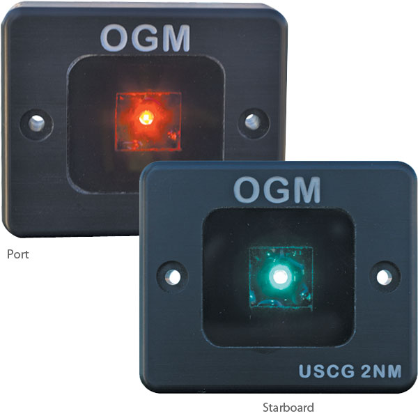 Orca Green Marine Port Running Light (Red) Sale $169.99 SKU: 8700601 ID# LX2PT UPC# 898749001064 :
