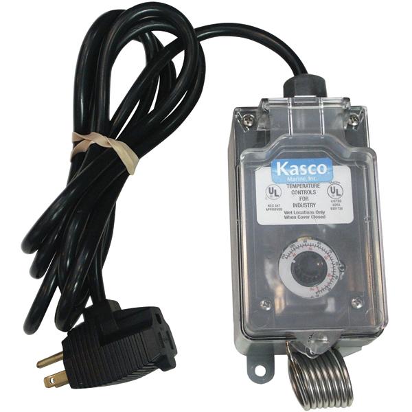 Kasco Marine C-10 De-Icer Thermostat / Controller Sale $99.99 SKU: 8708224 ID# C-10 UPC# 727168110227 :