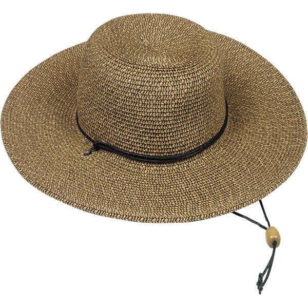 Dorfman Pacific Women's Poly Braid Multi-Color Hat Brown Sale $34.99 SKU: 8708687 ID# WMLP46-BRN UPC# 16698125499 :