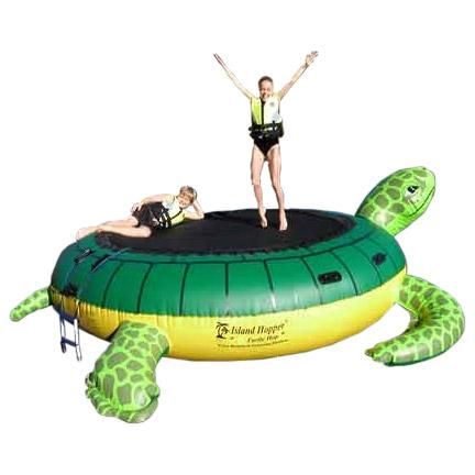 Island Hopper Turtle Hop Trampoline Sale $699.99 SKU: 8871469 ID# THOP UPC# 898698000187 :