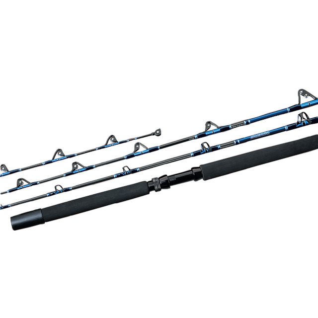 Daiwa Saltiga Dendoh Casting Rod, Medium Heavy Power, 30-60lb. Line Class, 6'6