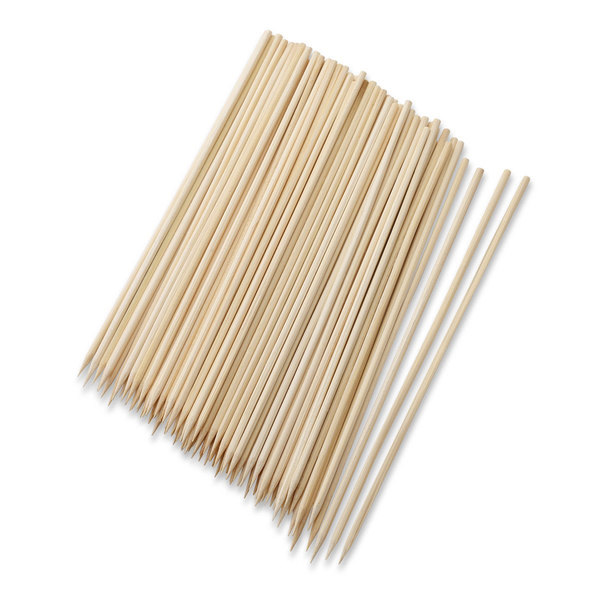 Farberwear Thick Bamboo Skewers, 8, 100-Pack Sale $1.49 SKU: 8919847 ID# 77667 UPC# 24131777228 :