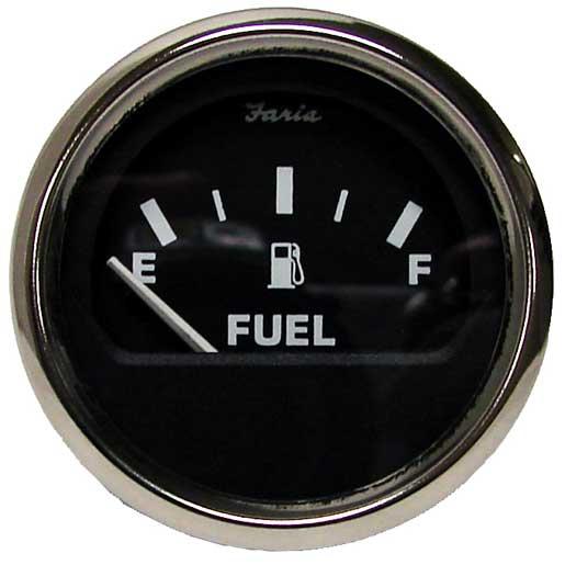 Electronic Fuel Tank Gauges : Moeller electronic fuel gauge v west marine