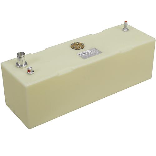 Moeller Permanent Below Deck Fuel Tank, 13 Gallon, 32L x 10.19W x 10.19H