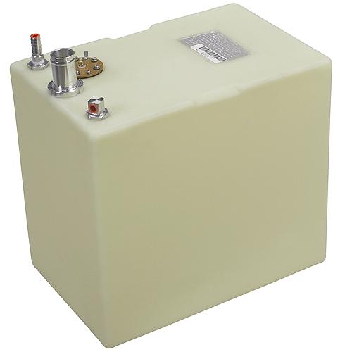 Moeller Permanent Below Deck Fuel Tank, 14Gallon, 18L x 11.75W x 16.25H