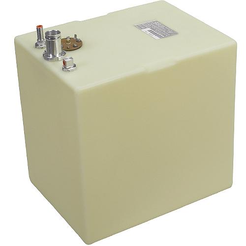 Moeller Permanent Below Deck Fuel Tank, 19 Gallon, 18.5L x 14W x 18H