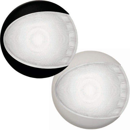 Hella Marine EuroLED Dome Light, Black Housing Sale $65.77 SKU: 8987810 ID# 959820511 :