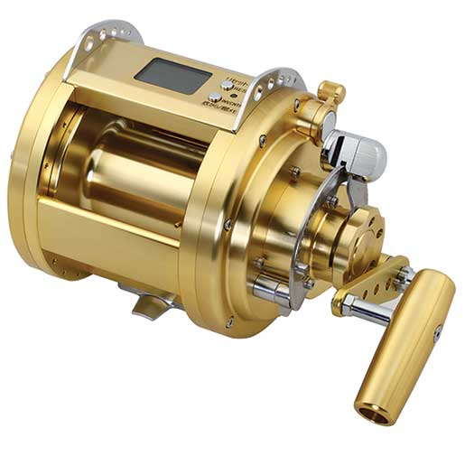 Daiwa MP3000 Power Assist Reel