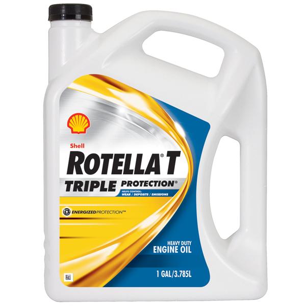 Shell Rotella T SAE 15W-40 Engine Oil, 1 Gallon