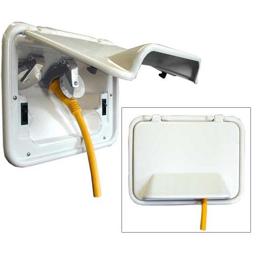 Sail Systems ShorePower Connector Box