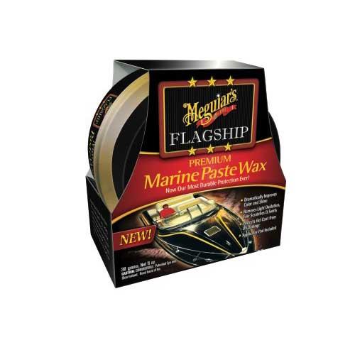 Meguiars Flagship Premium Marine Paste Wax Sale $26.99 SKU: 9309501 ID# M6311 UPC# 70382163112 :