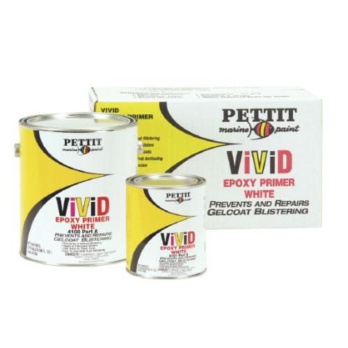 Pettit Paints Pettit Protect Epoxy Primer Kit, White, Gallon