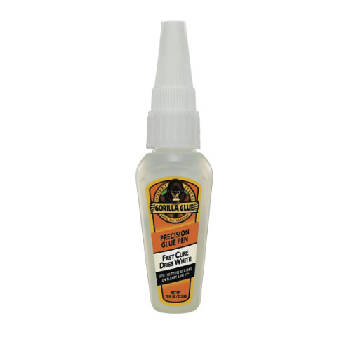 Quick-Cure Gorilla Glue, 3/4oz. Pen Sale $4.99 SKU: 9368101 ID# 5201105 UPC# 52427520111 :