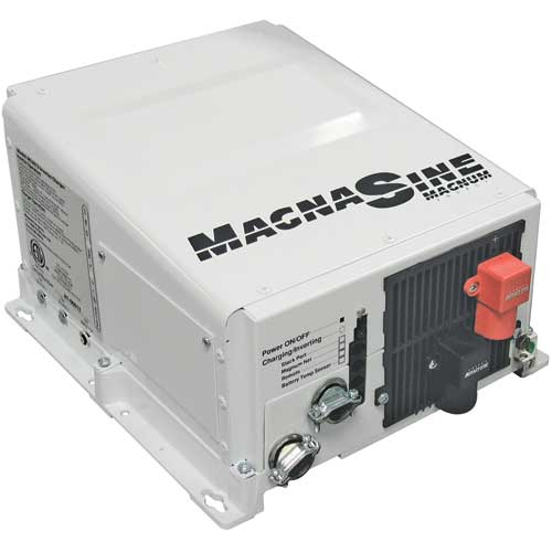 Magnum Energy CE Certified for European Installation 18-34 V DC Input Voltage, 4100W Continuous Cap.