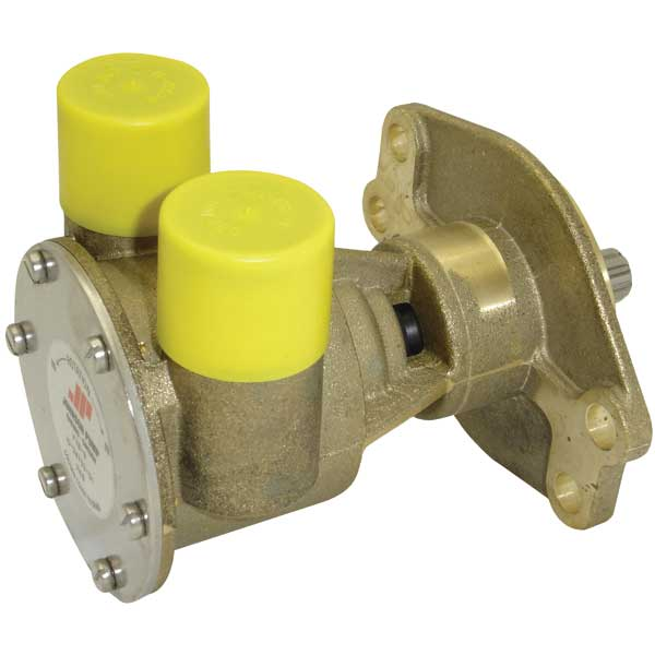 Johnson Pump F7B-9 Flange Mount