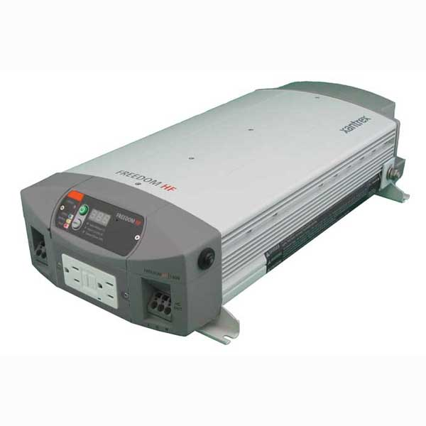 Xantrex Freedom HF 1800, 1800W Continuous Capacity, 3600W Surge Capacity, 40A Charger Output, 12V