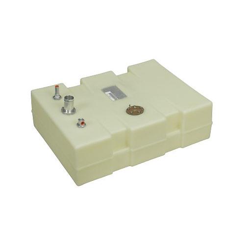 Moeller Permanent Below Deck Fuel Tank, 15 Gallon, 18.5L x 17.75W x 12.5H