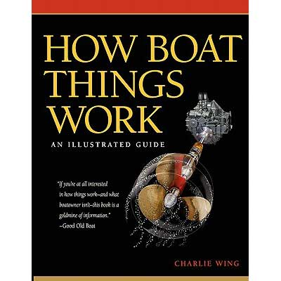 Mcgraw-hill How Boat Things Work Sale $19.95 SKU: 9406943 ID# 71493441 UPC# 9780071493444 :
