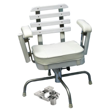 Pro Strike Fisherman Chair & Base Package
