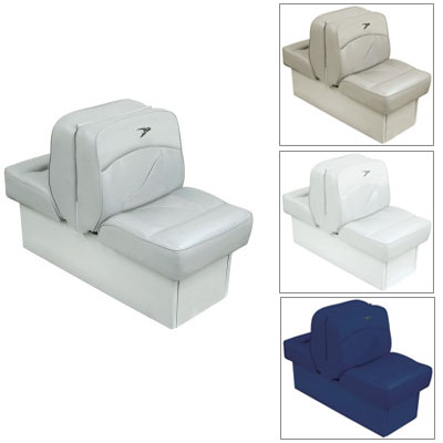 Wise Seating Deluxe Lounge Seat, White Sale $269.99 SKU: 9415191 ID# BM1033-0030 UPC# 85211751187 :