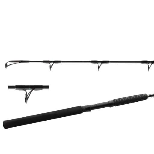 Trevgala F Butterfly Jigging Spinning Rod, 5' 8