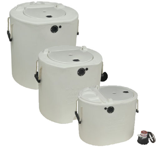 Portable Bait Tanks