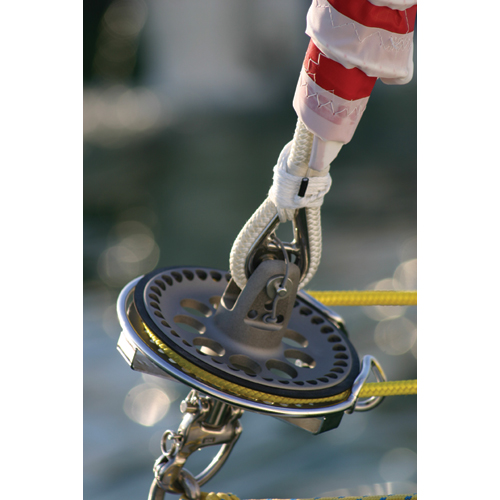 Facnor FX 900 Snap Shackle, 20-30' Boat Length, 1,984lb. SWL, 322 sq.ft. Sail Area