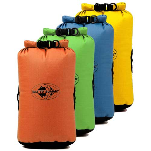 Sea To Summit Big River Dry Bag, XL/65 Liter Multi