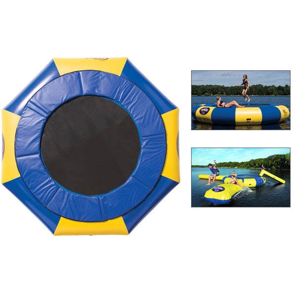 Rave Sports Aqua Jump 20, 14', 3 Adults