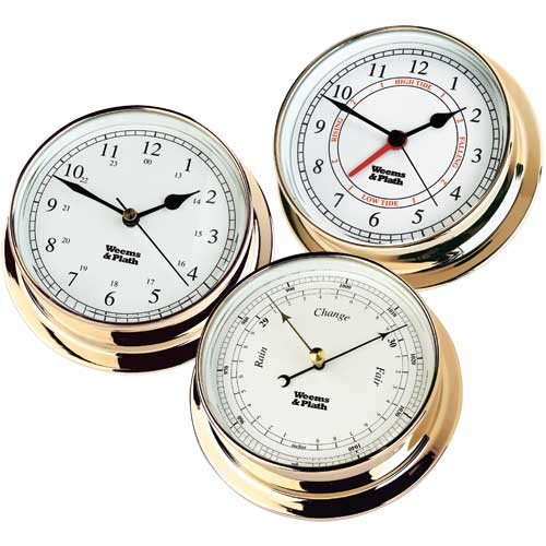 Weems & Plath Endurance Quartz Barometer