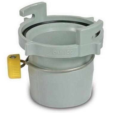 Camco #39173 RV Sewer Hose Easy Slip Straight Hose Adapter