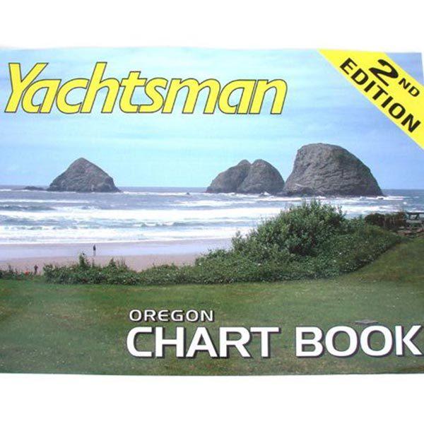 Mariner's Ink Yachtsman Oregon Chart Book