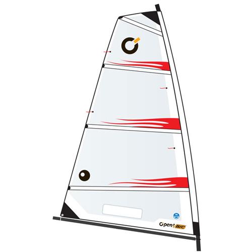 Bic Sport O'pen Bic 3.8m² Dacron Sail