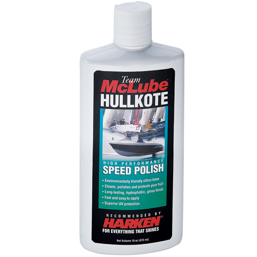 Hullkote High-Performance Speed Polish