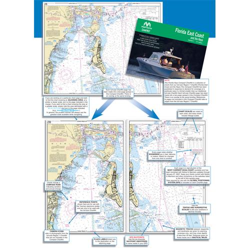 Maptech Florida Keys, Edition 1