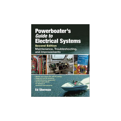 Mcgraw-hill Powerboater's Guide to Electronic Systems, 2nd Edition Sale $24.95 SKU: 9911603 ID# 71485503 UPC# 9780071485500 :