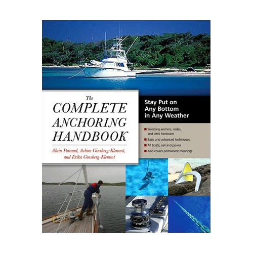 Mcgraw-hill The Complete Anchoring Handbook Sale $19.95 SKU: 9911611 ID# 71475087 UPC# 9780071475082 :