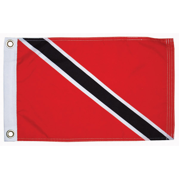 Taylor Made Trinidad Courtesy Flag, 12