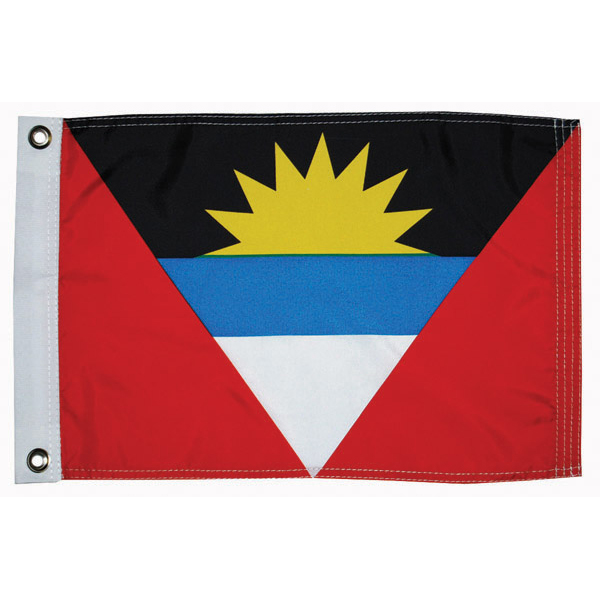 Taylor Made Antigua Courtesy Flag; 24'' X 36''