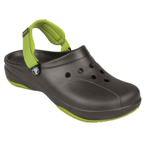 Crocs Men's Ace Boat Shoes Green Sale $39.99 SKU: 14091987 ID# 10376-0A1-192 :