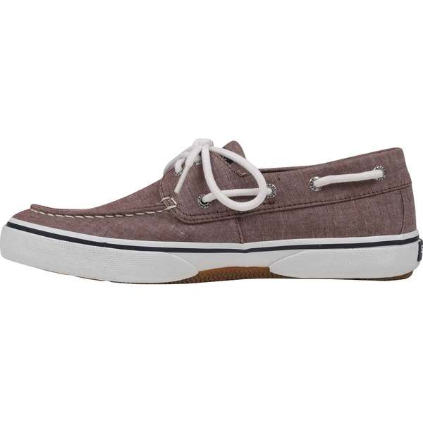 Sperry Coil Ivy Perf Leather Slip-On Boat Shoe Perforated for added breathability, this leather boat shoe makes sultry weather a little sweeter.
