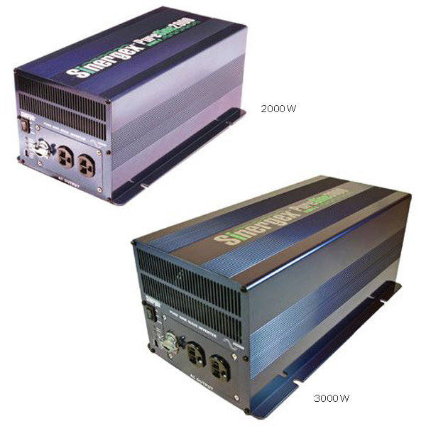 Sinergex 24 Volt DC Electric System Inverter, 700W Continuous Capacity, 1400W Surge Capacity, 120V Model, 11.61L x 7.09W x 2.83H, 5.4lb. Sale $399.99 SKU: 10495117 ID# PS2-700-124 UPC# 186299000256 :