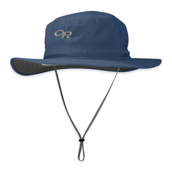 Outdoor Research Helios Sun Hat Blue Sale $36.00 SKU: 16292443 ID# 8070030B4 UPC# 727602361246 :