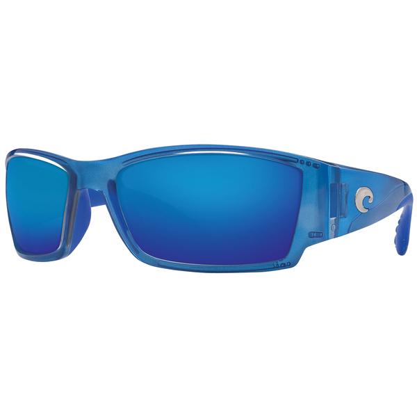 Costa Corbina Sunglasses, Sky Blue Frames with Blue Mirrored 580 Glass Lenses Sale $249.00 SKU: 15777675 ID# CB 46 OBMGLP UPC# 97963494847 :